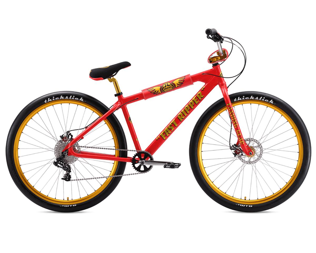 "SE Racing Fast Ripper 29"" Red Lightning (Red)"