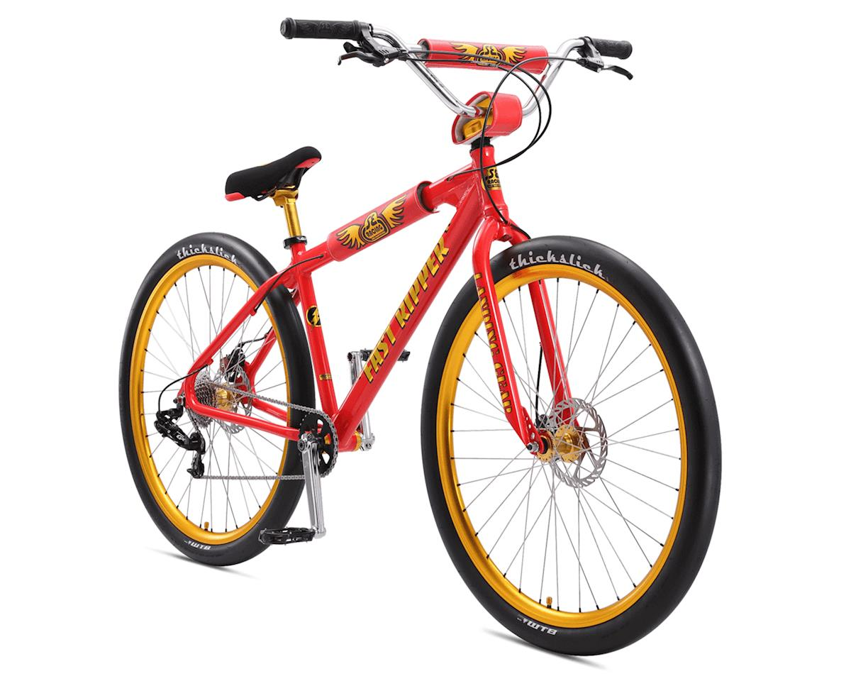 "Image 3 for SE Racing Fast Ripper 29"" Red Lightning (Red)"