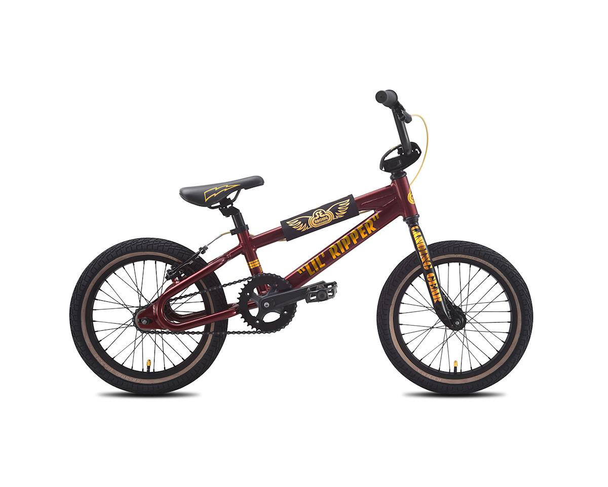 "SE Racing Bikes Lil Ripper 16"" Kid's BMX Bike - 2016 (Red) (16)"