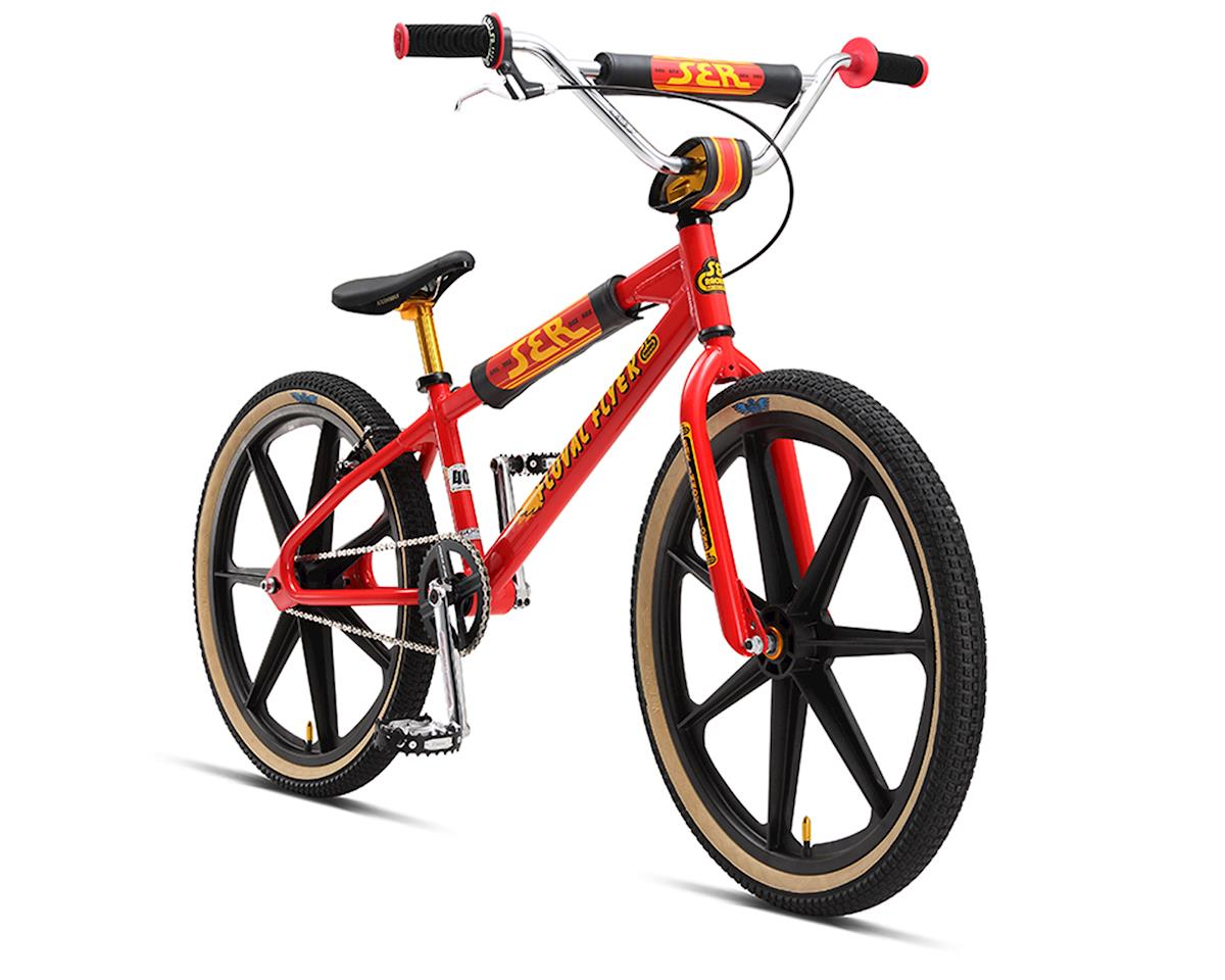 SE Racing Floval Flyer Looptial 24 BMX Bike - 2017 (Red) (24)