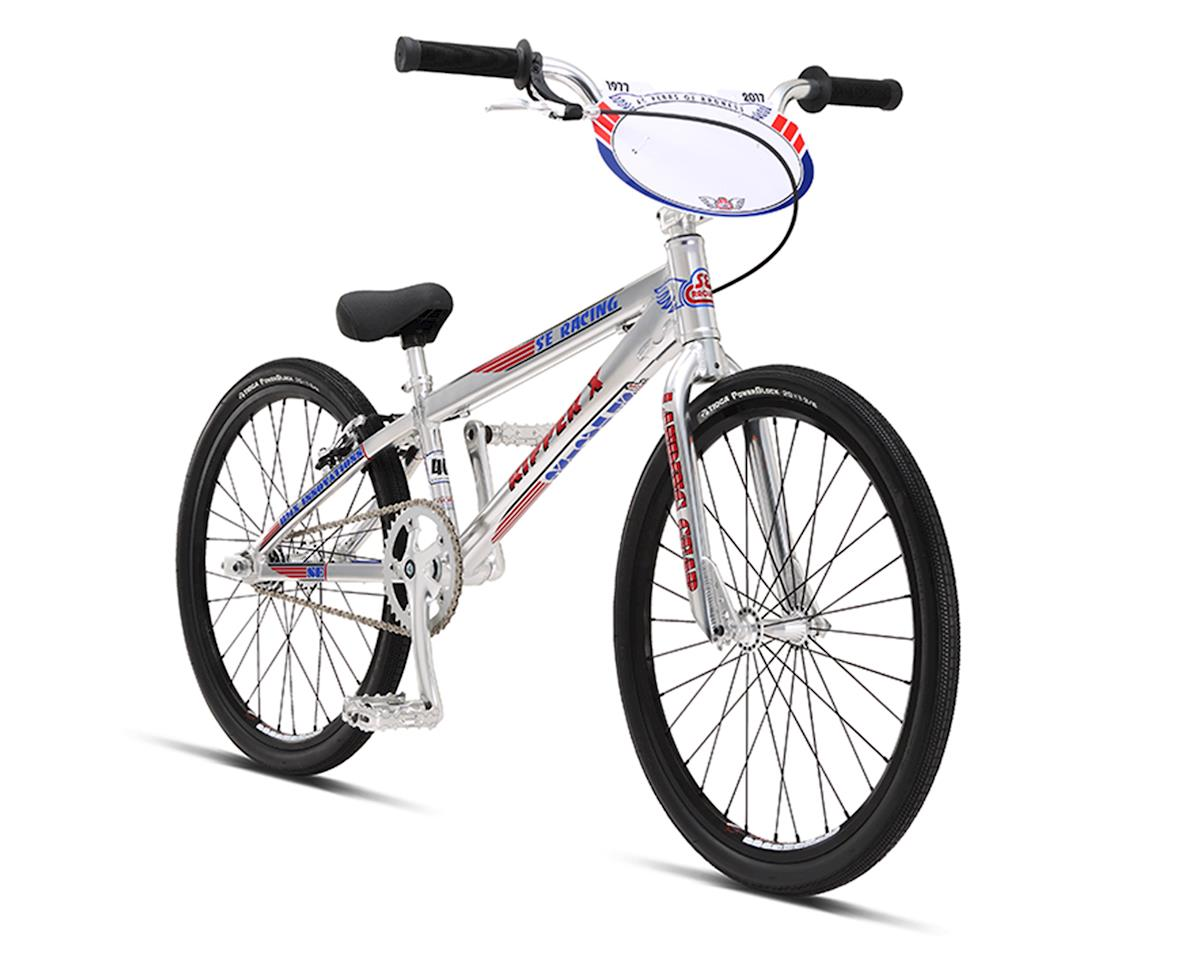 SE Racing Bikes Ripper X BMX Bike - 2017 (Silver) (20)