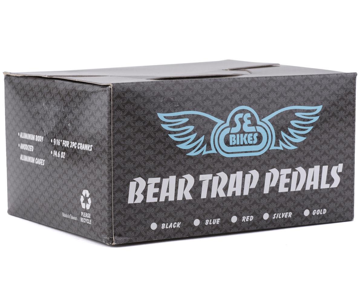 SE Racing Pedals Se Racing Bear Trap 9/16 Sl/Bk