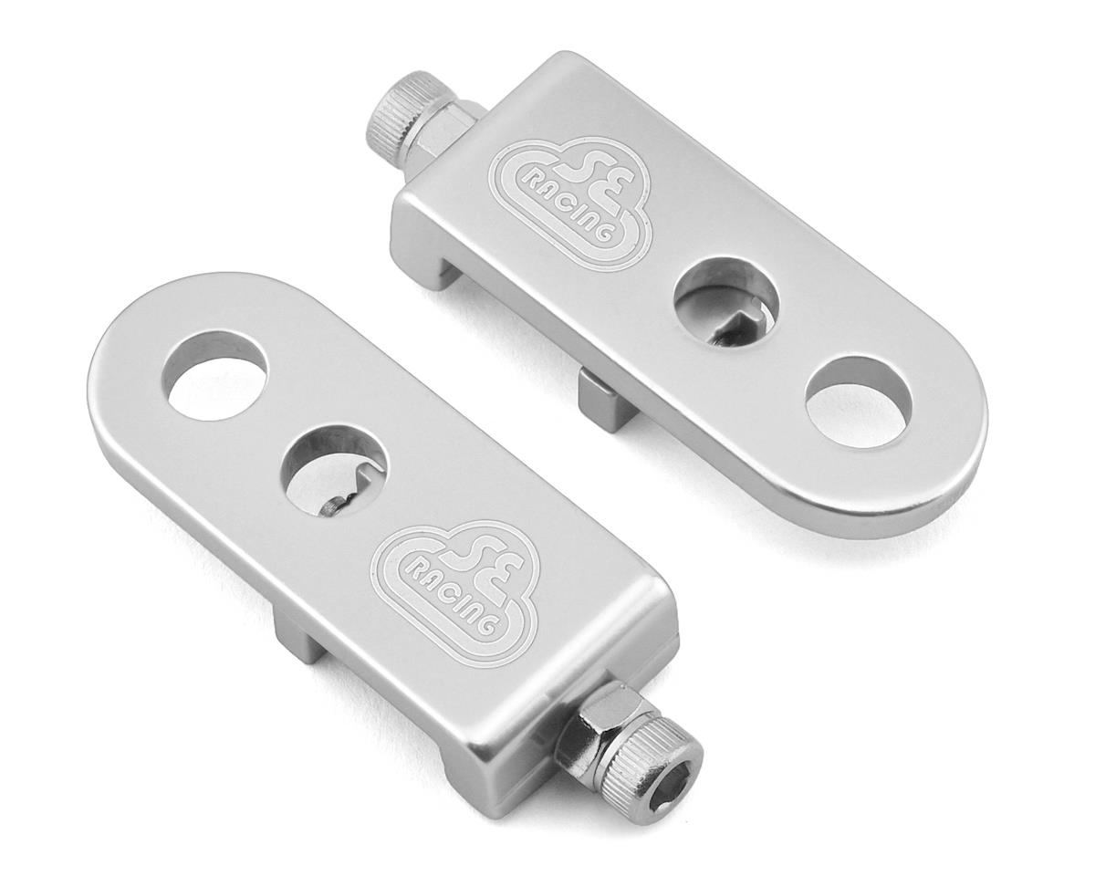 """BMX Bike Mountain Bike Bicycle Chain Tensioner Adjusters Pair fitting 3//8/"""" axle"""