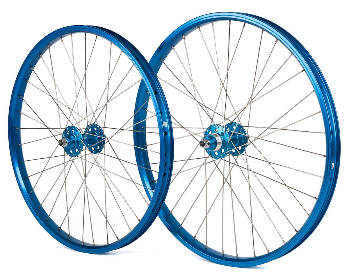 "SE Racing BMX Wheelset (24"" x 1.75"") (Blue)"