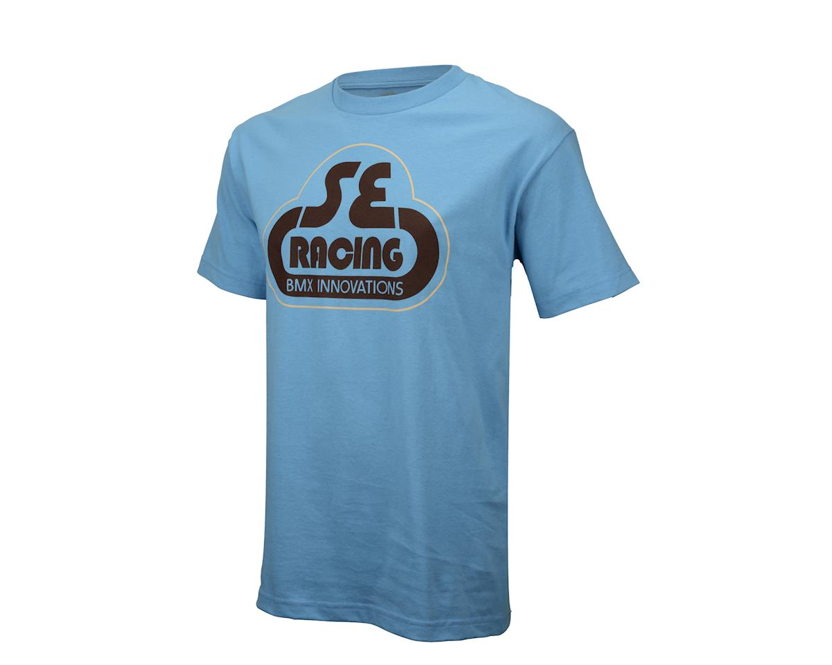 Image 1 for SE Racing Racing Bubble T-Shirt (Sky Blue)