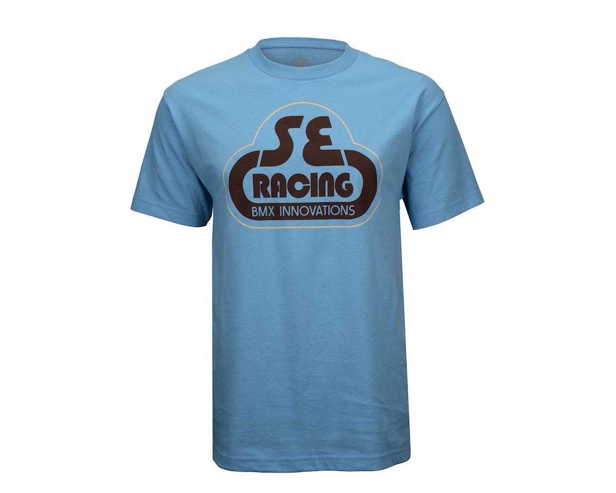 Image 2 for SE Racing Racing Bubble T-Shirt (Sky Blue)