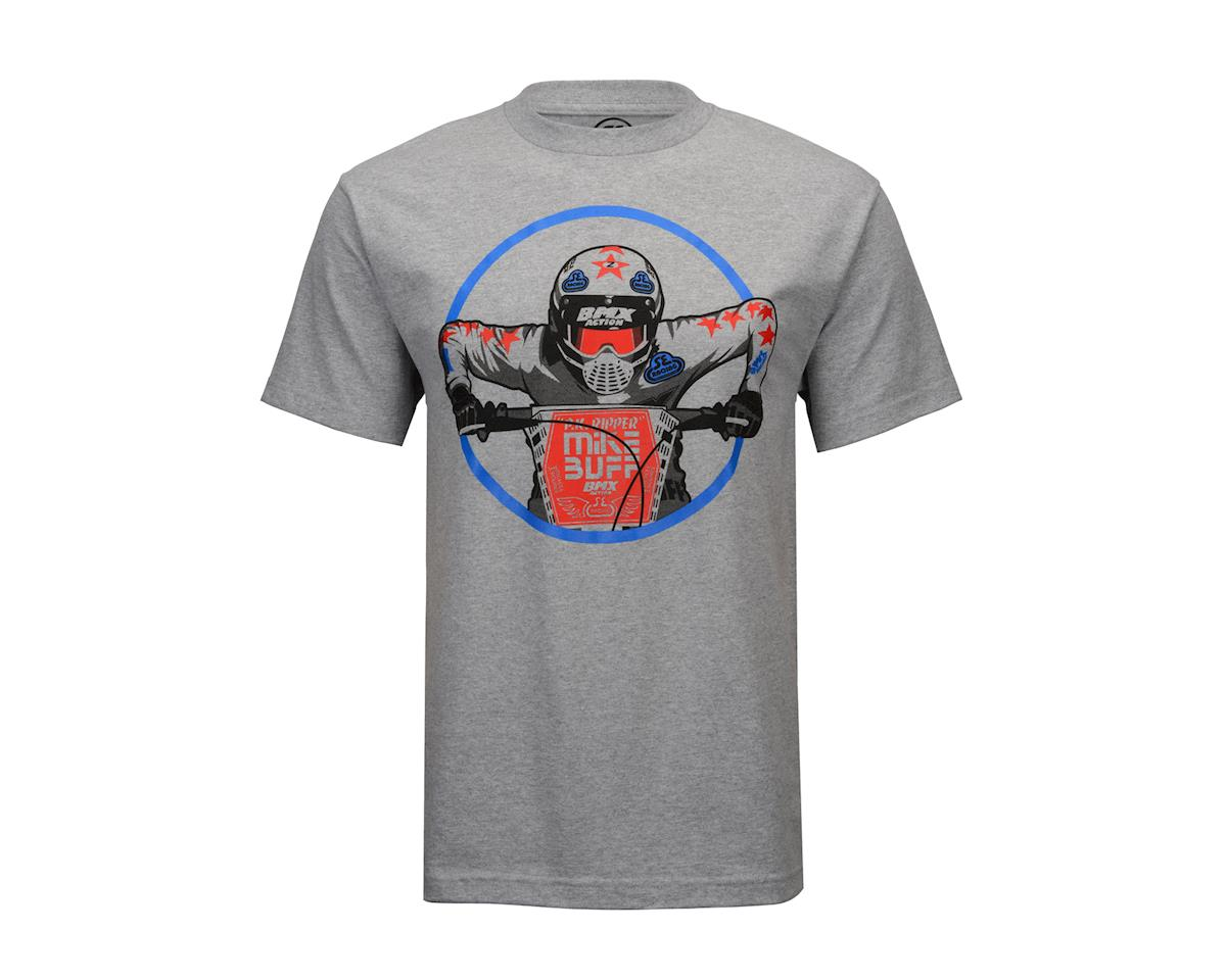 Image 2 for SE Racing Racing Buff T-Shirt (Grey) (M)
