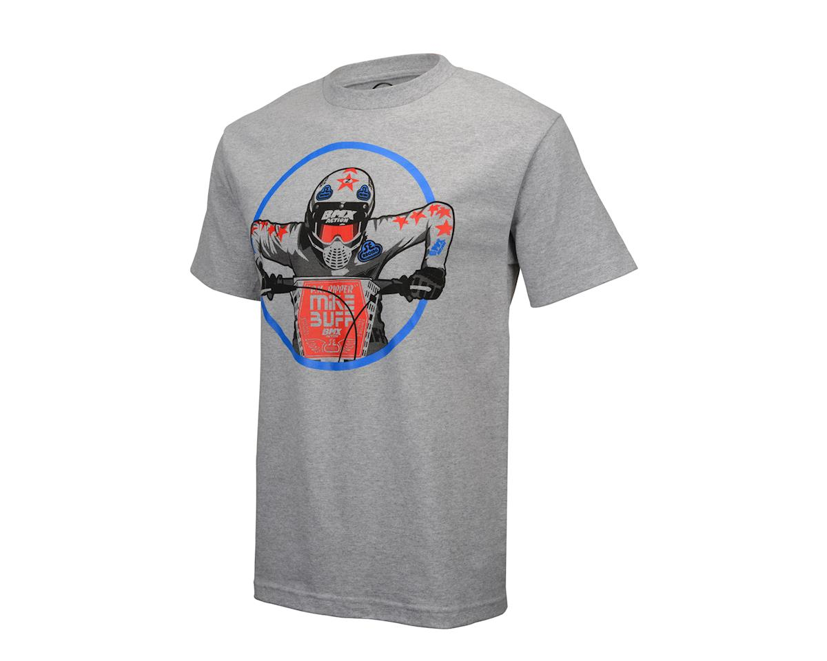 SE Racing Racing Buff T-Shirt (Grey) (XL)
