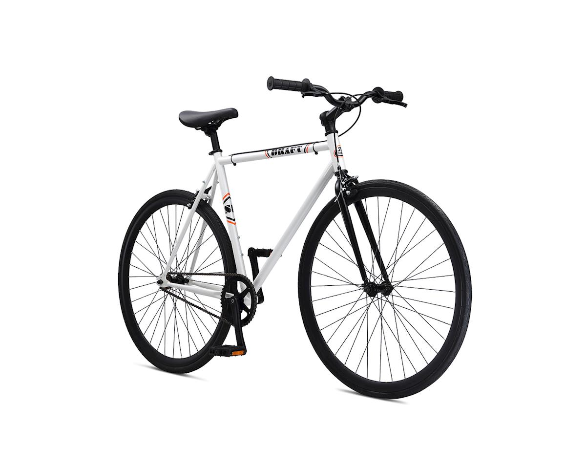 SCRATCH & DENT: SE Racing 2019 Draft Urban Bike (White) (49)