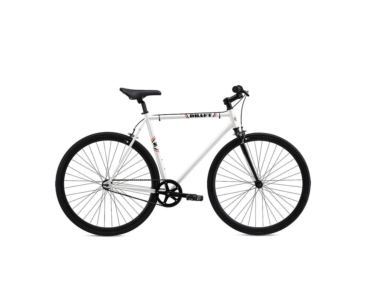Image 2 for SE Racing 2020 Draft Urban Bike (White) (52)