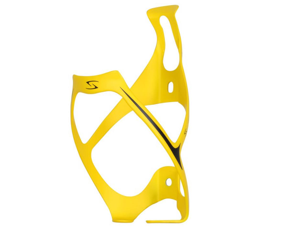 Serfas CC-600 Vendetta Carbon Bottle Cage (Yellow)