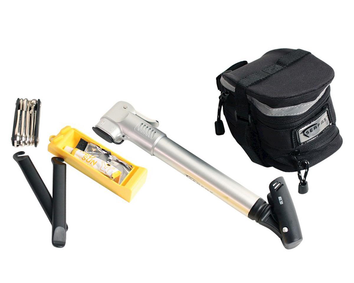 Serfas Combo Kit w/ Mini Pump