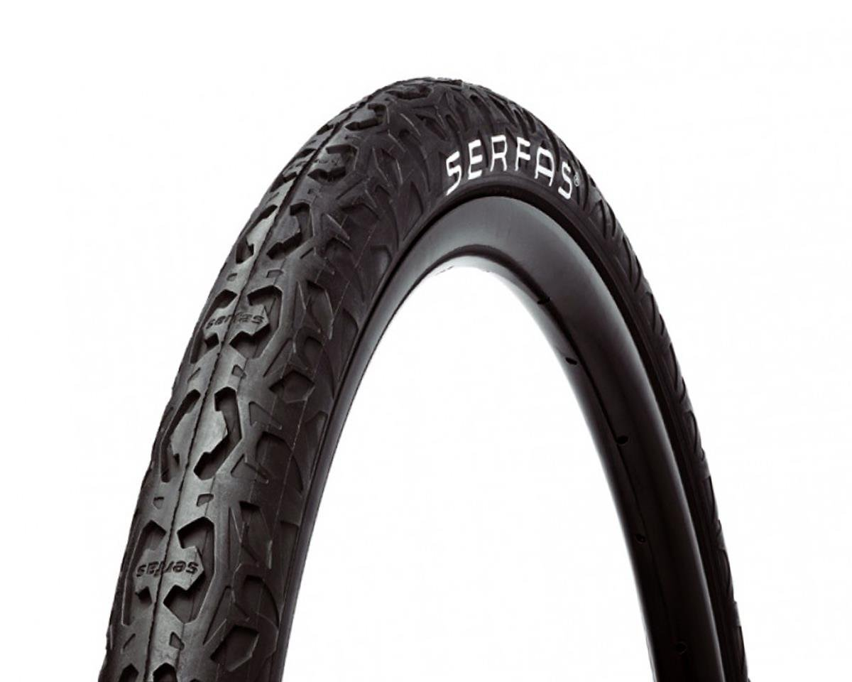 "Serfas CTR Drifter City 26"" Wire Bead Tire w/FPS (26 x 2.0)"