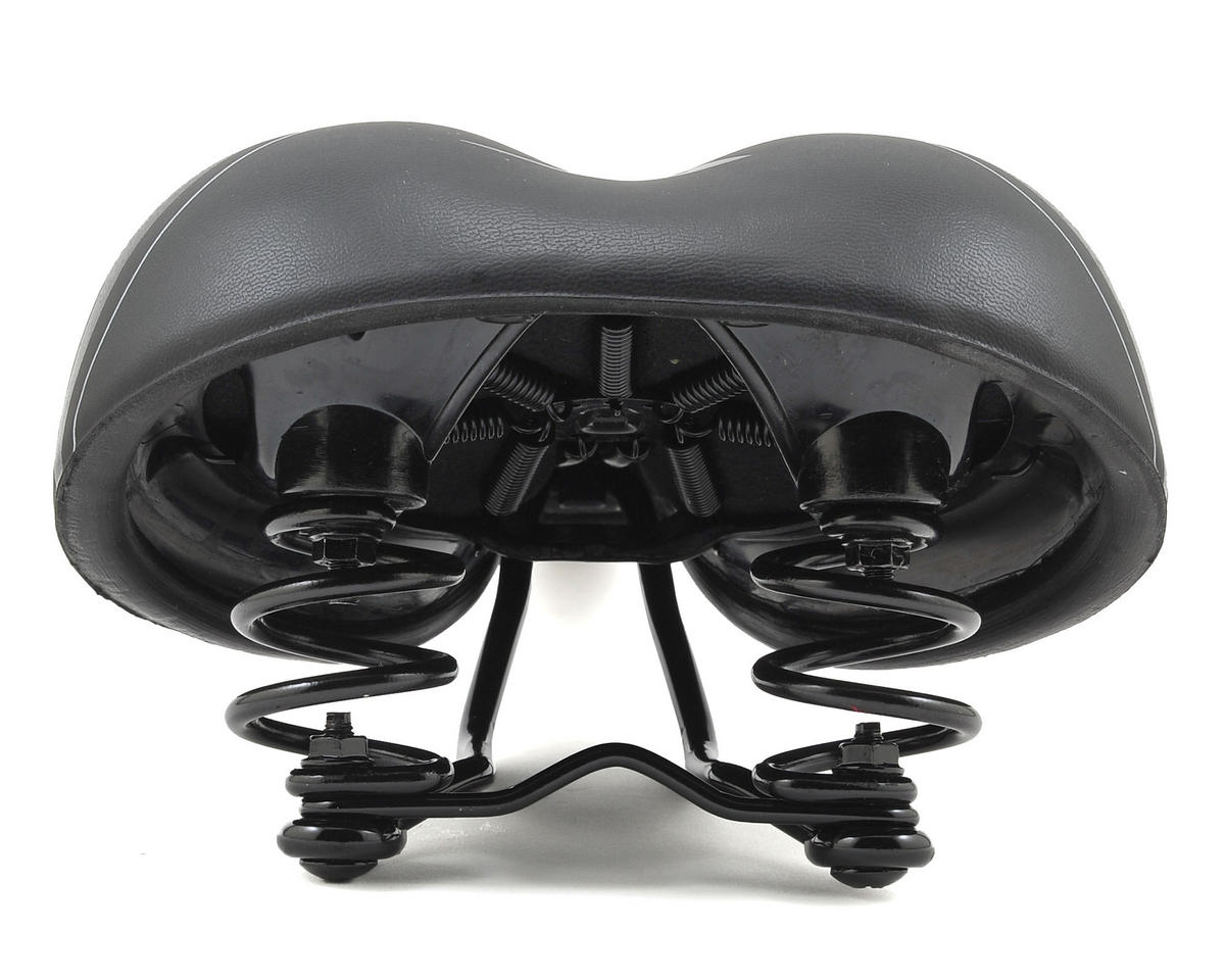 Serfas Elements Reactive Gel Hybrid Cruiser Saddle with Springs