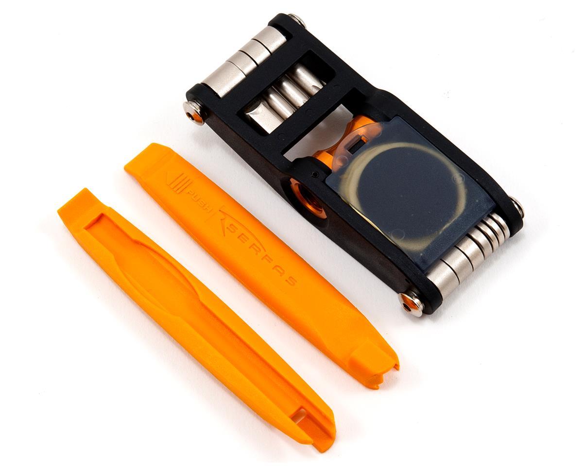 Serfas ST-15I Co2 Inflator/Multi Tool