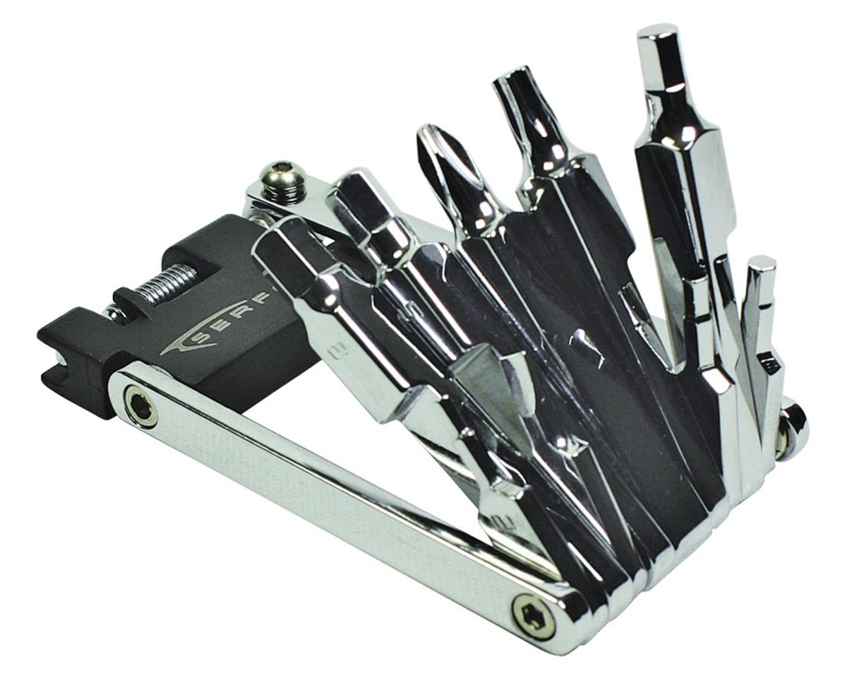Chrome Slimline Mini Tool