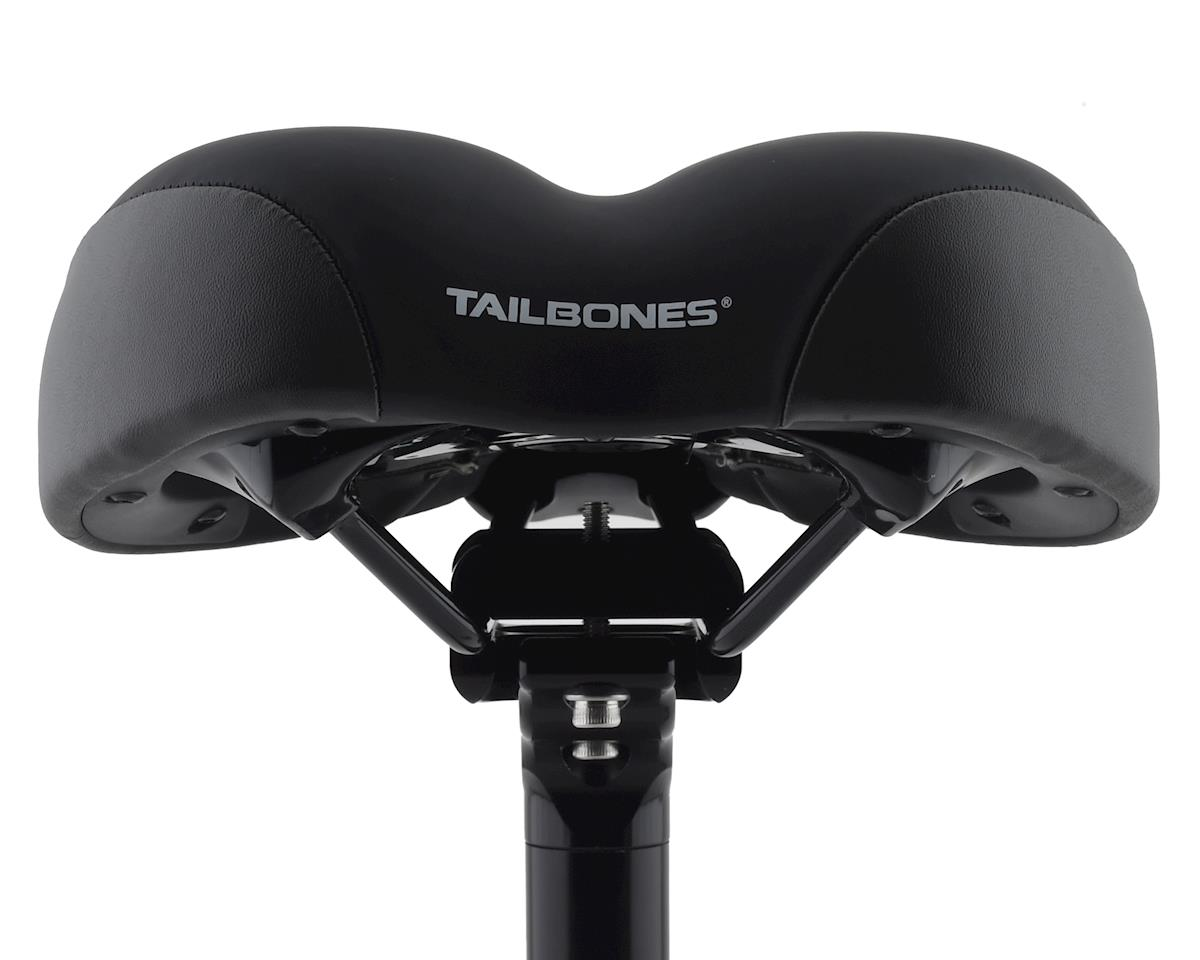 Image 3 for Serfas Tailbones Unisex Saddle (Black) (Vinyl)