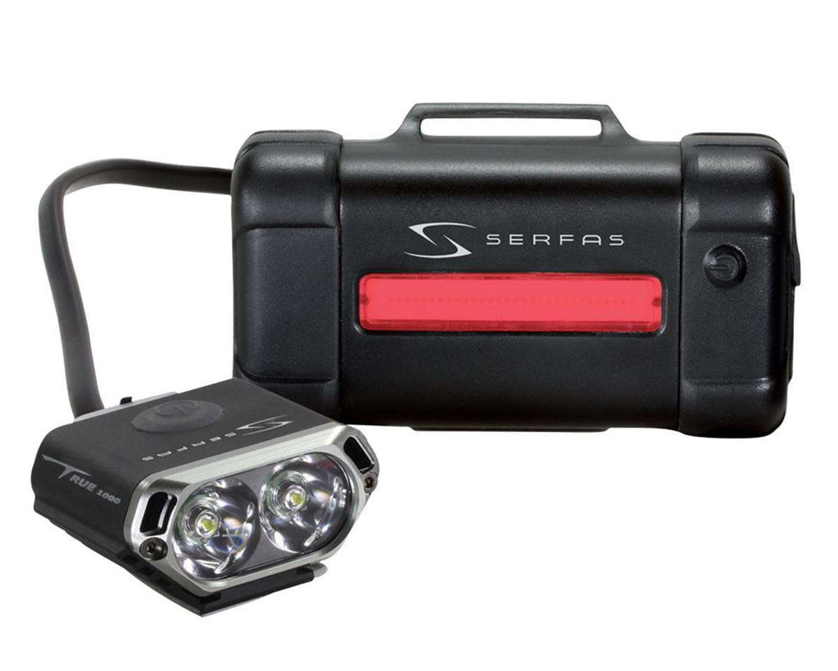 Serfas TSL-T1000 Bike Headlight Combo w/Tail Light