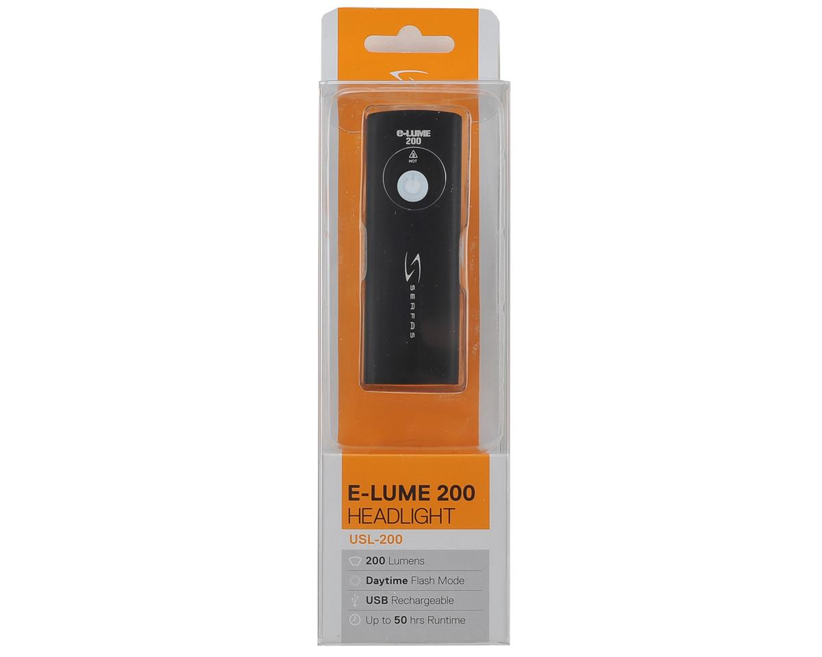 Serfas E-Lume 200 Bike Head Light