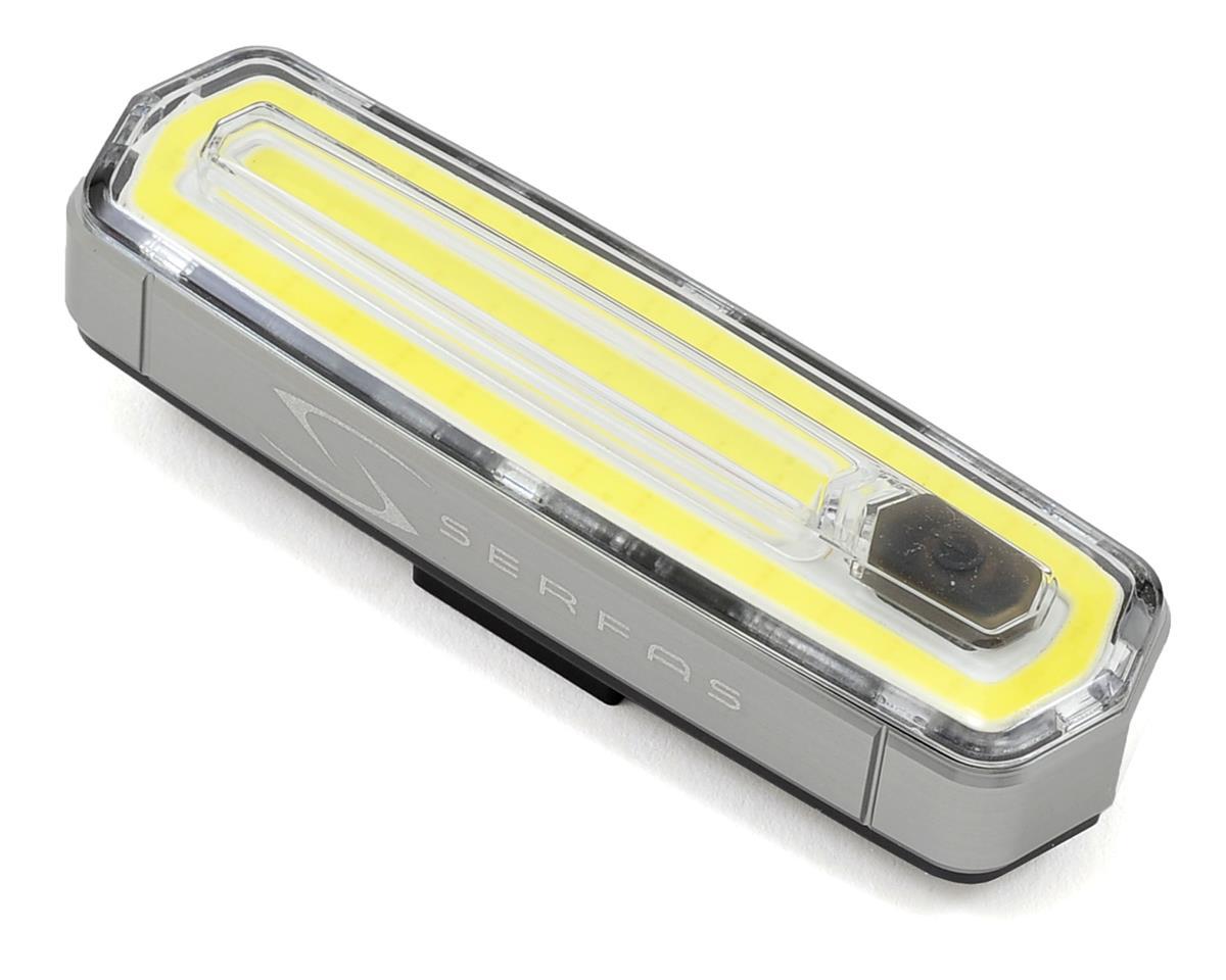 Serfas Orion Blast 300 Lumen Audible USB Headlight