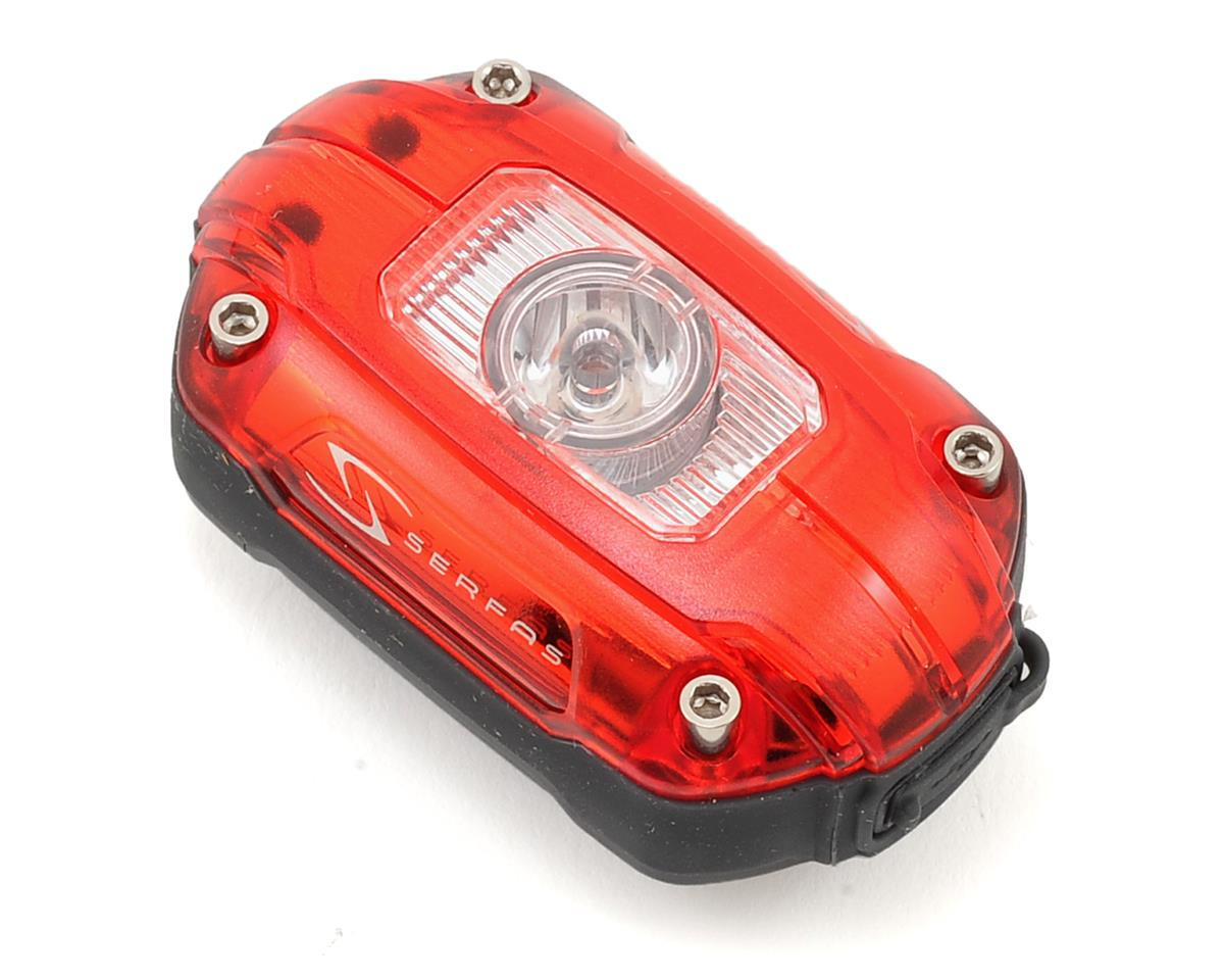Serfas Guardian Blast 100 Lumen USB Tail Light