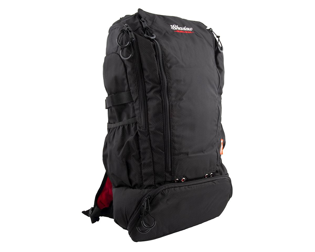 The Shadow Conspiracy Session Backpack (Black)