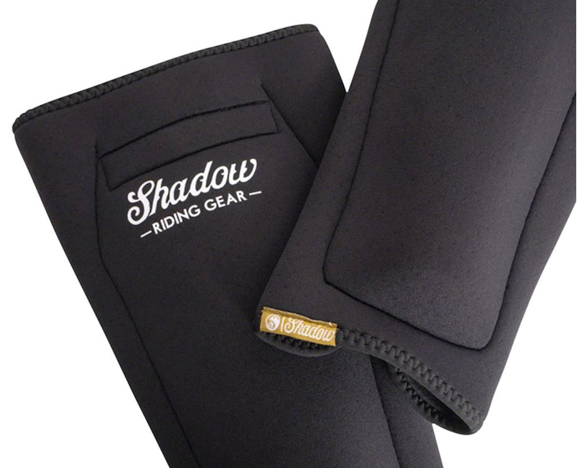 The Shadow Conspiracy Shinners Shin Guards (Black) (L/XL)