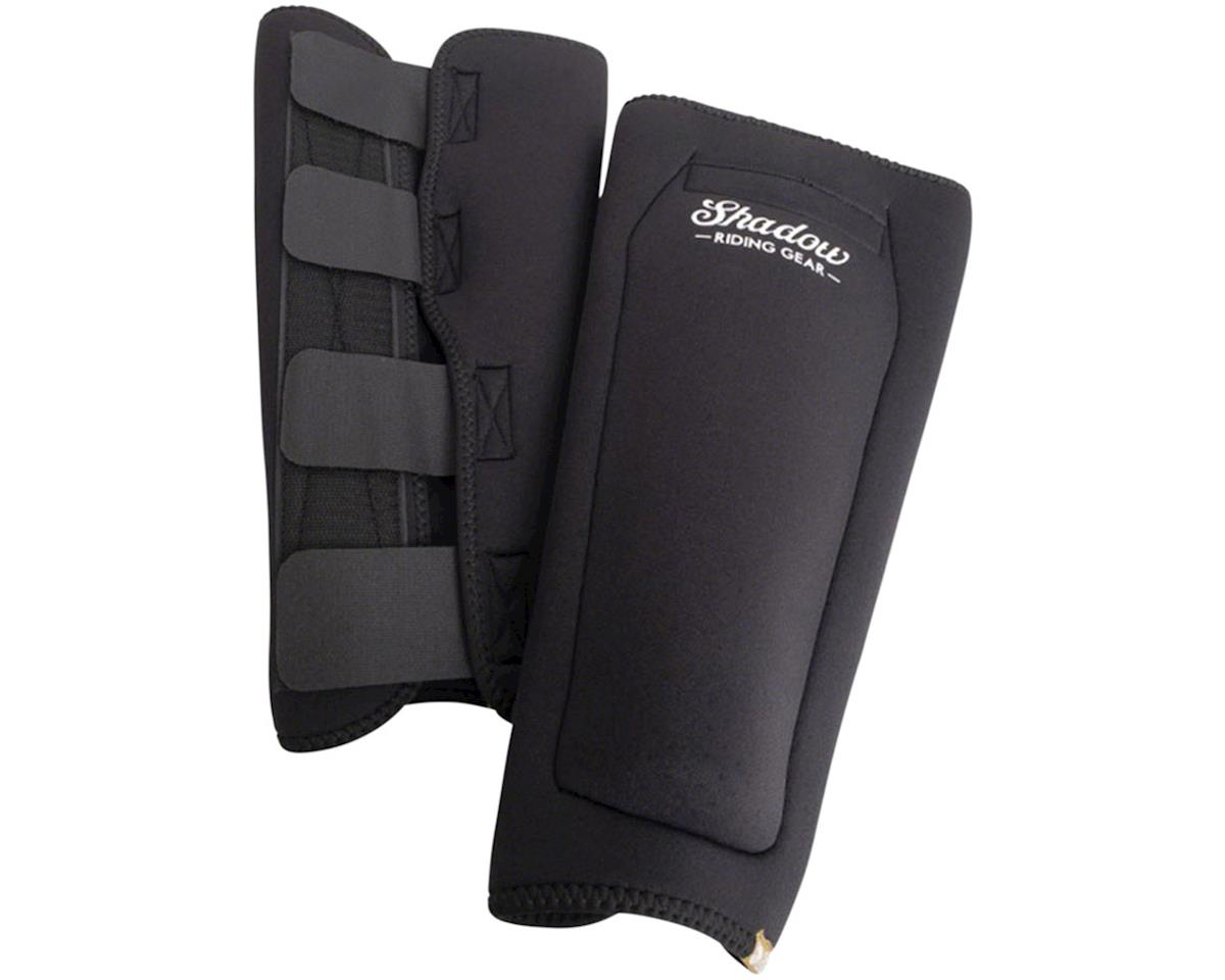 Image 1 for The Shadow Conspiracy Shinners Shin Guards (Black) (S/M)