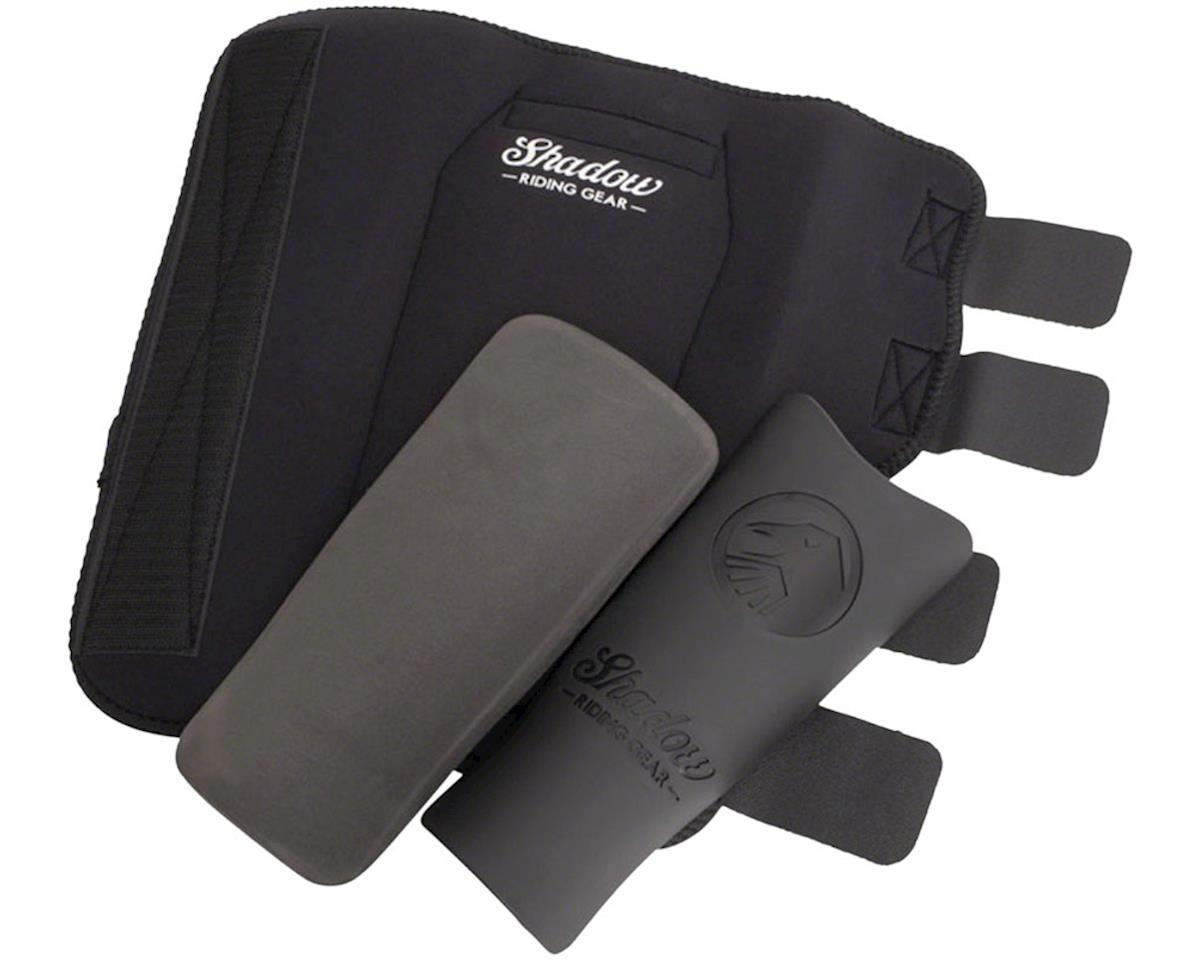 Image 2 for The Shadow Conspiracy Shinners Shin Guards (Black) (S/M)