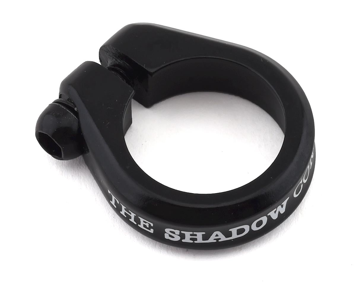 """The Shadow Conspiracy Alfred Lite Seat Post Clamp (Black) (1-1/8"""") 