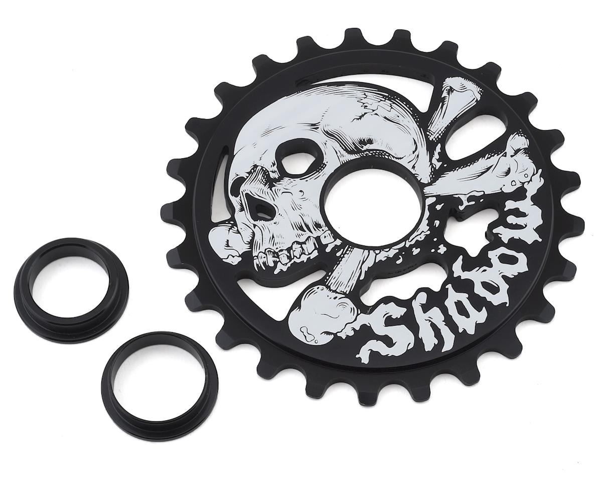 The Shadow Conspiracy Cranium Sprocket (Black) (25T)