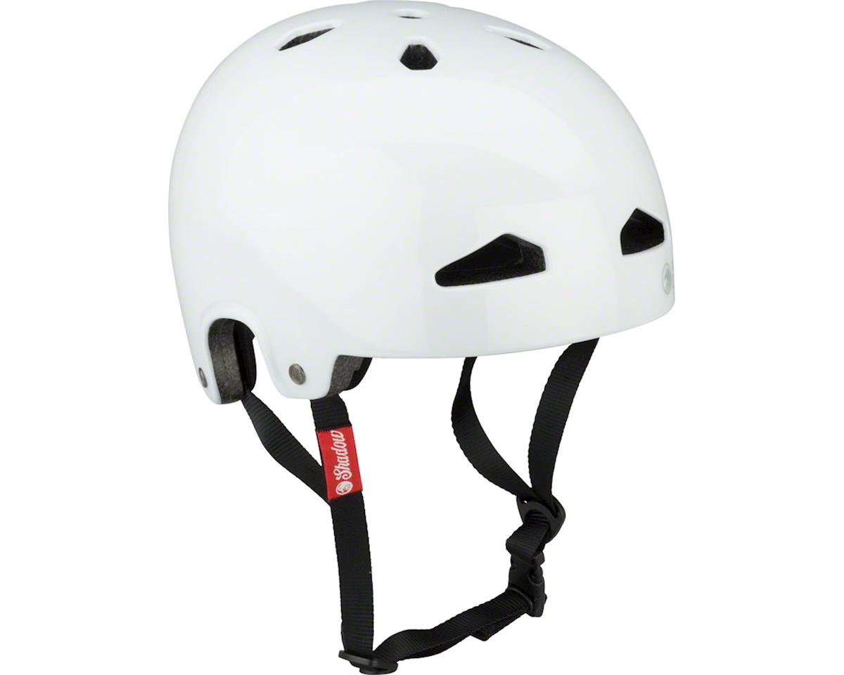 The Shadow Conspiracy FeatherWeight In-Mold Helmet (White)