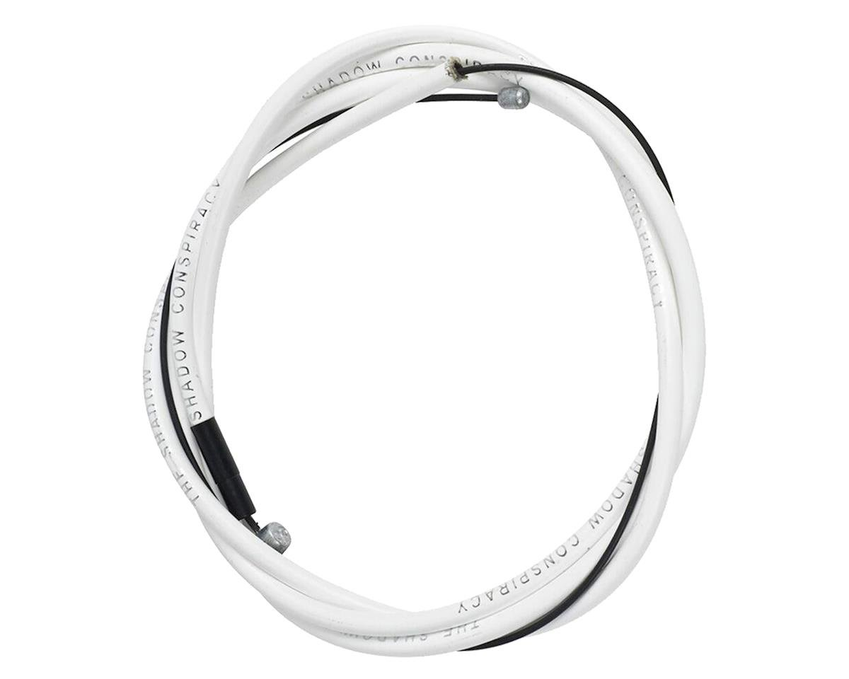 The Shadow Conspiracy Linear Brake Cable (White)