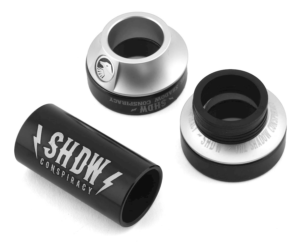 The Shadow Conspiracy Stacked Mid BB Kit (Polished) (19mm)