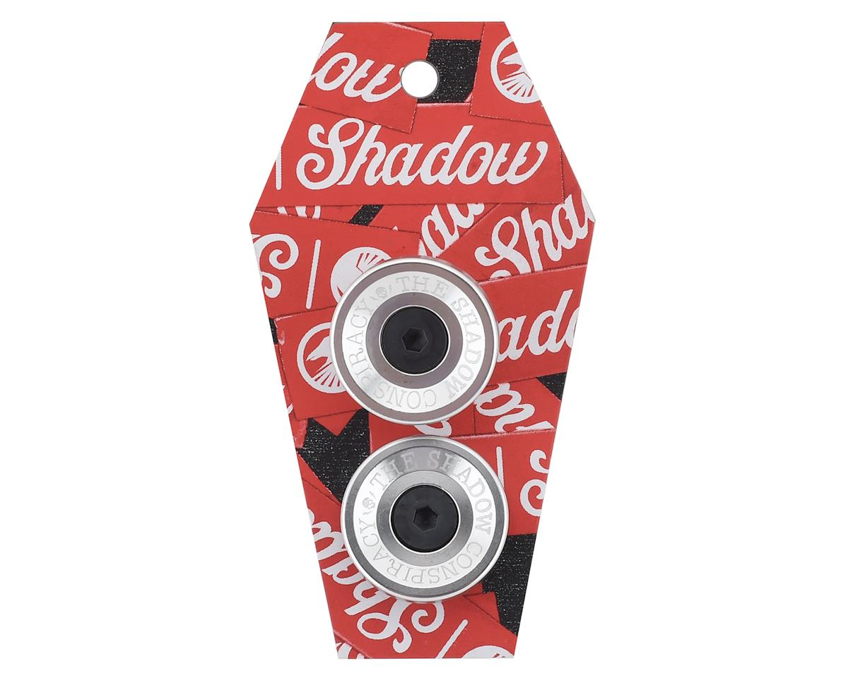 Image 2 for The Shadow Conspiracy Deadbolt Alloy Bar Ends (Polished) (Pair)