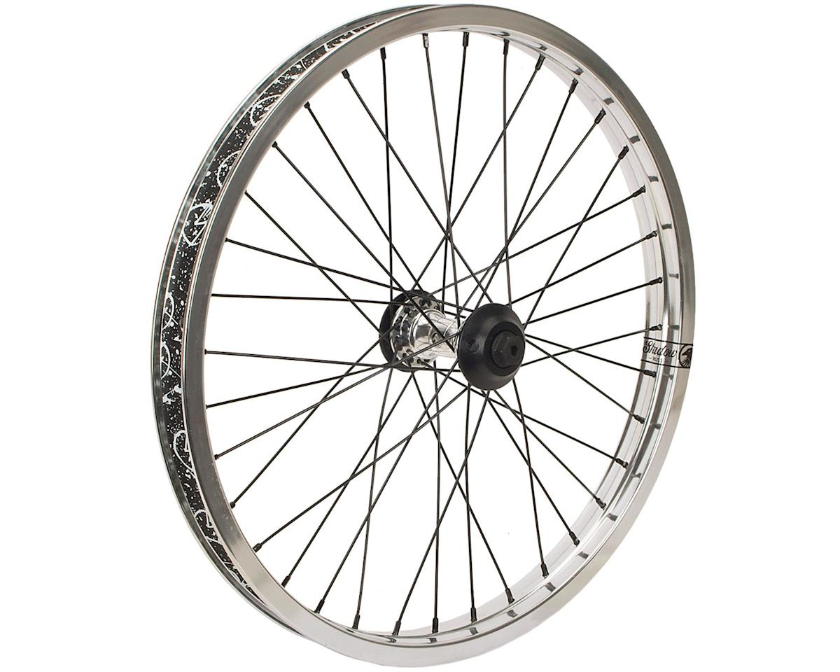 """The Shadow Conspiracy Symbol Front Wheel (Polished) (20 x 1.75"""")"""