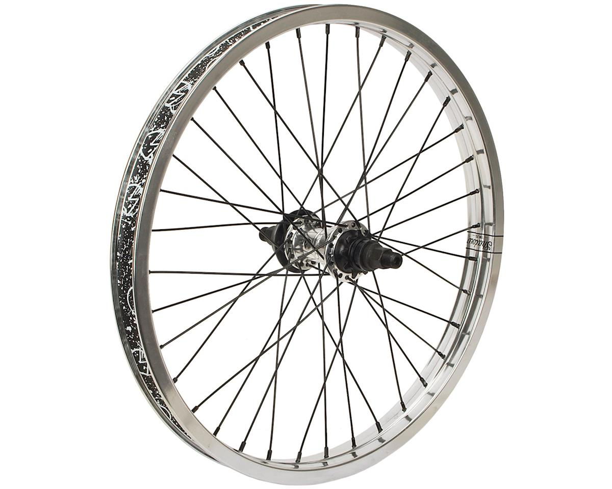 """The Shadow Conspiracy Symbol Cassette Wheel (Polished)(Left Hand Drive) (20 x 1.75"""")"""