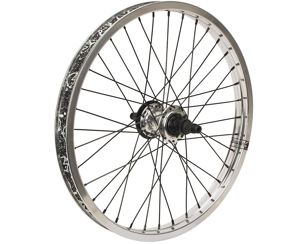 "The Shadow Conspiracy Optimized Freecoaster Wheel (Polished) (20 x 1.75"")"
