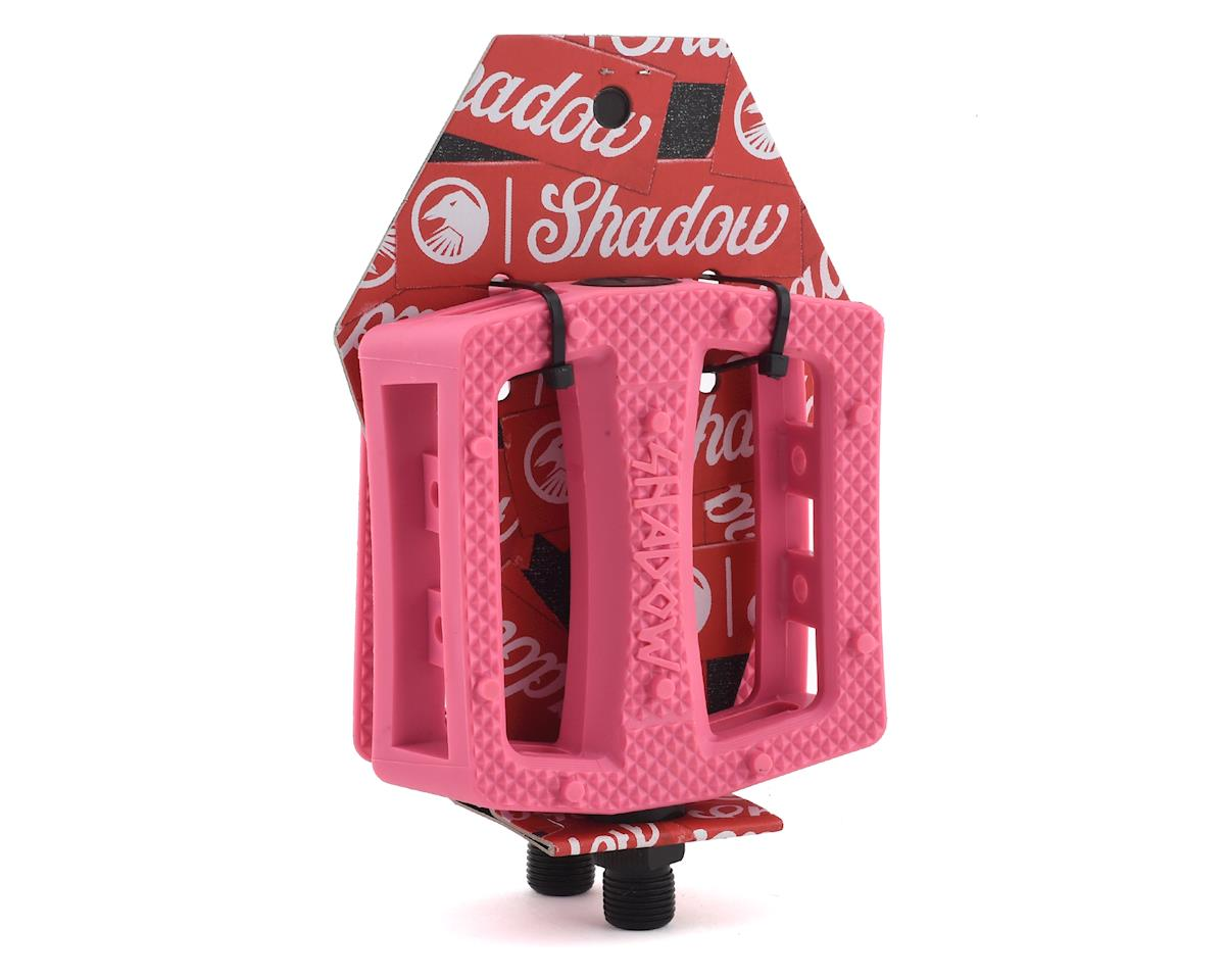 """Image 3 for The Shadow Conspiracy Ravager PC Pedals (Double Bubble Pink) (9/16"""")"""