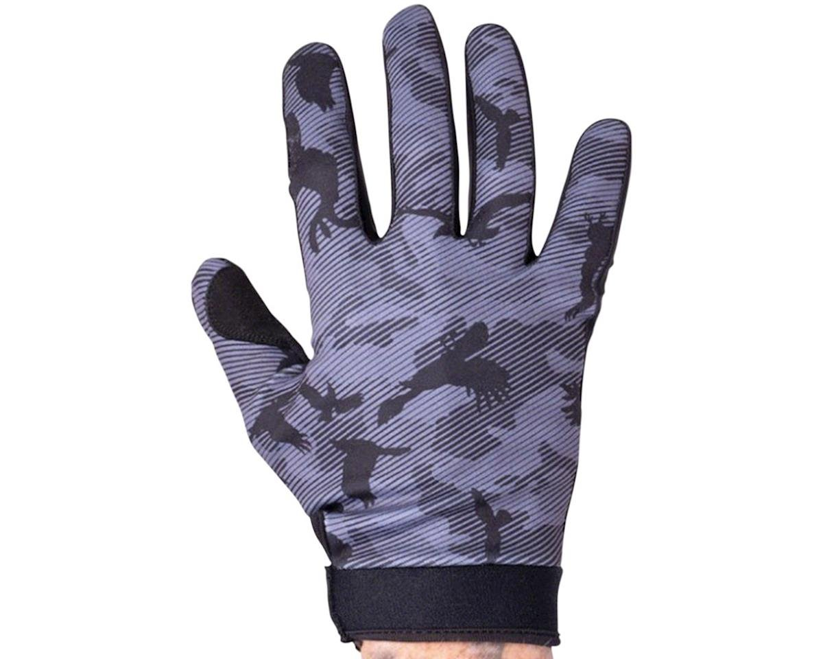 The Shadow Conspiracy Conspire Gloves (Crow Camo) (L)