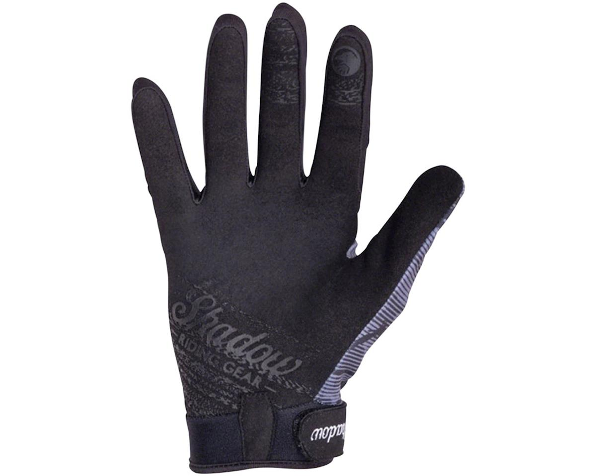 The Shadow Conspiracy Conspire Gloves (Crow Camo) (S)