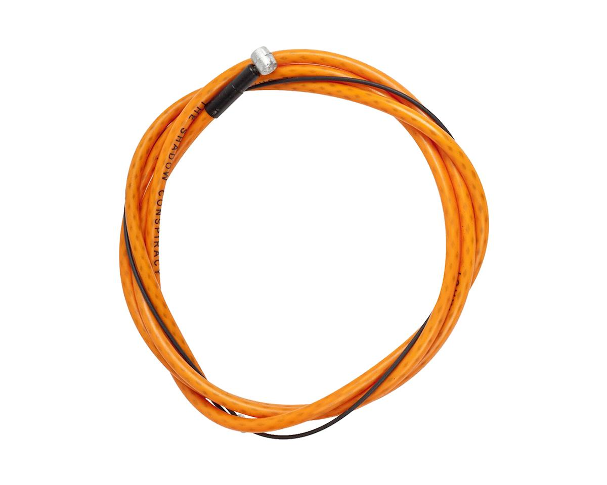 The Shadow Conspiracy Linear Brake Cable (Orange)