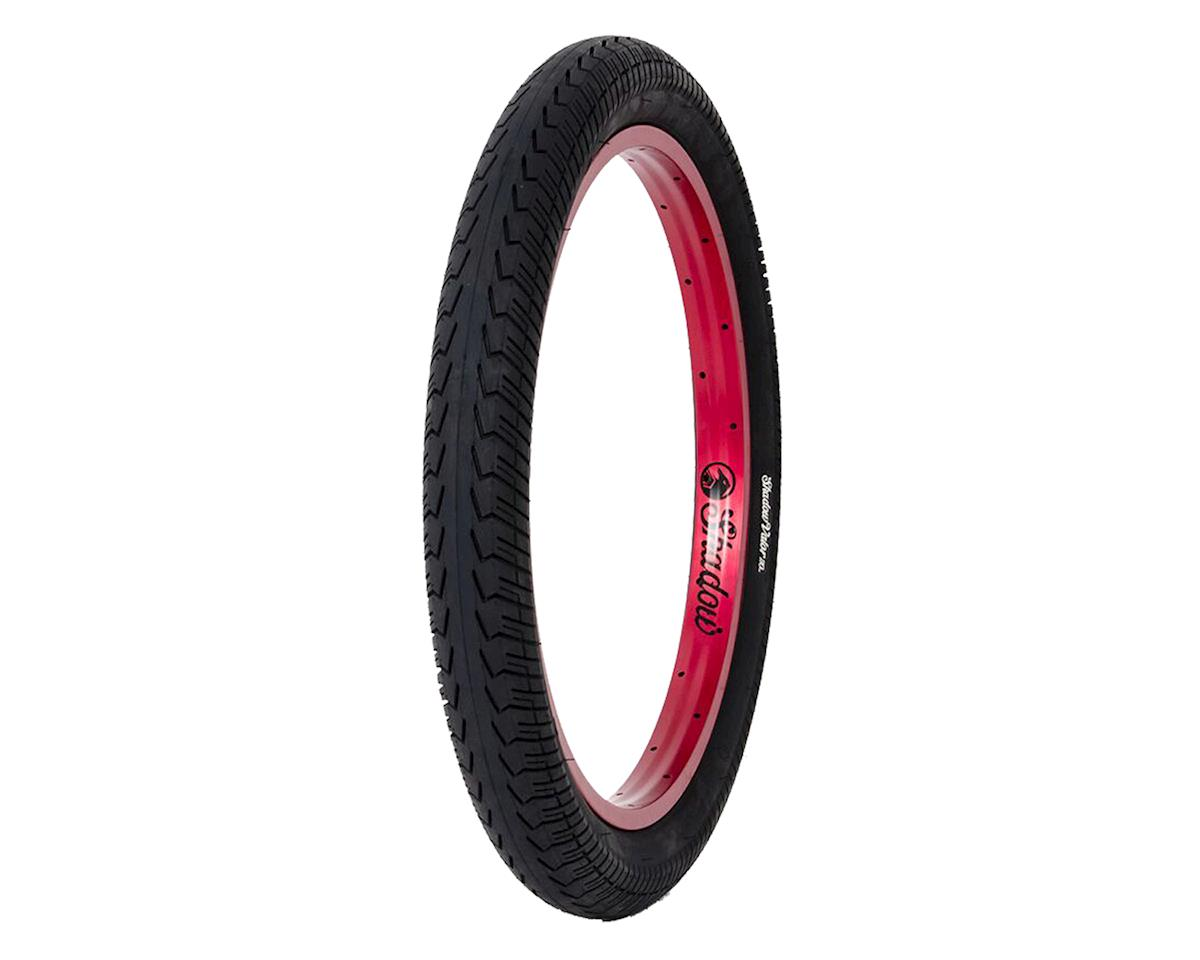 The Shadow Conspiracy Valor Tire (Black/Gold Line) (20 x 2.40)
