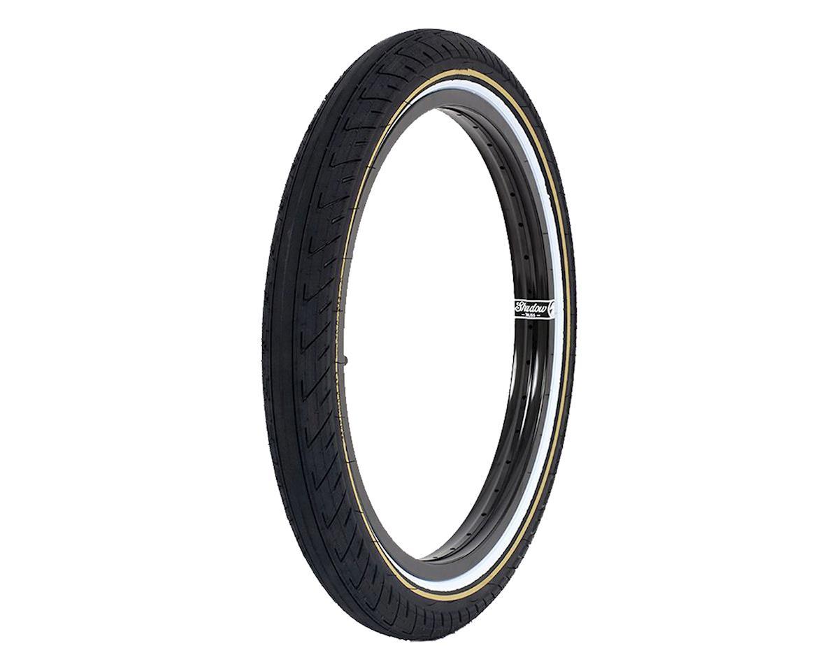 The Shadow Conspiracy Strada Nuova Tire (Black/Gold Line) (20 x 2.30)