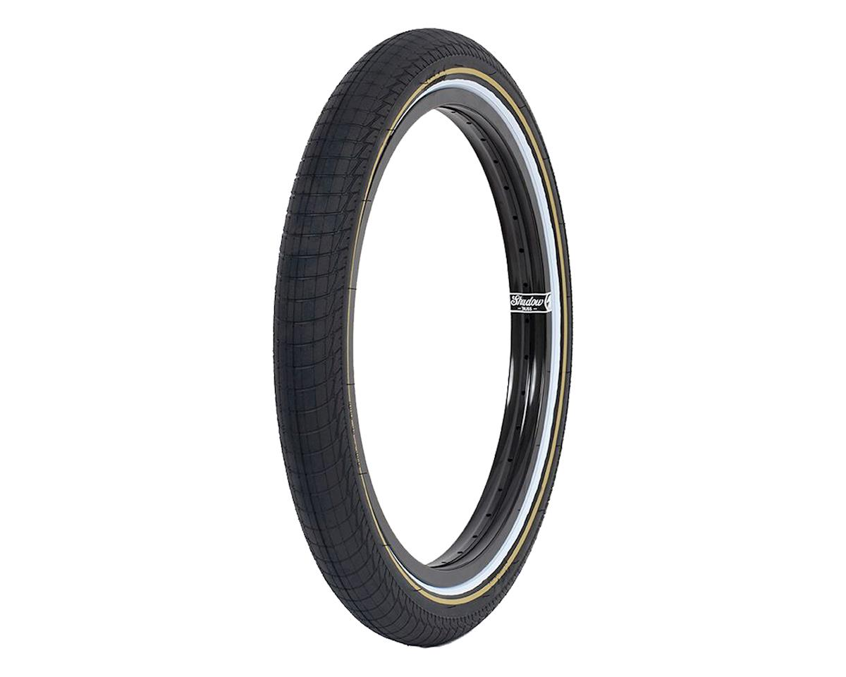 The Shadow Conspiracy Serpent Tire (Black/Gold Line) (20 x 2.30)