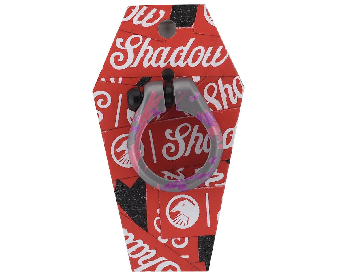 """Image 2 for The Shadow Conspiracy Alfred Lite Seat Post Clamp (Viral Tie-Dye) (1-1/8"""")"""