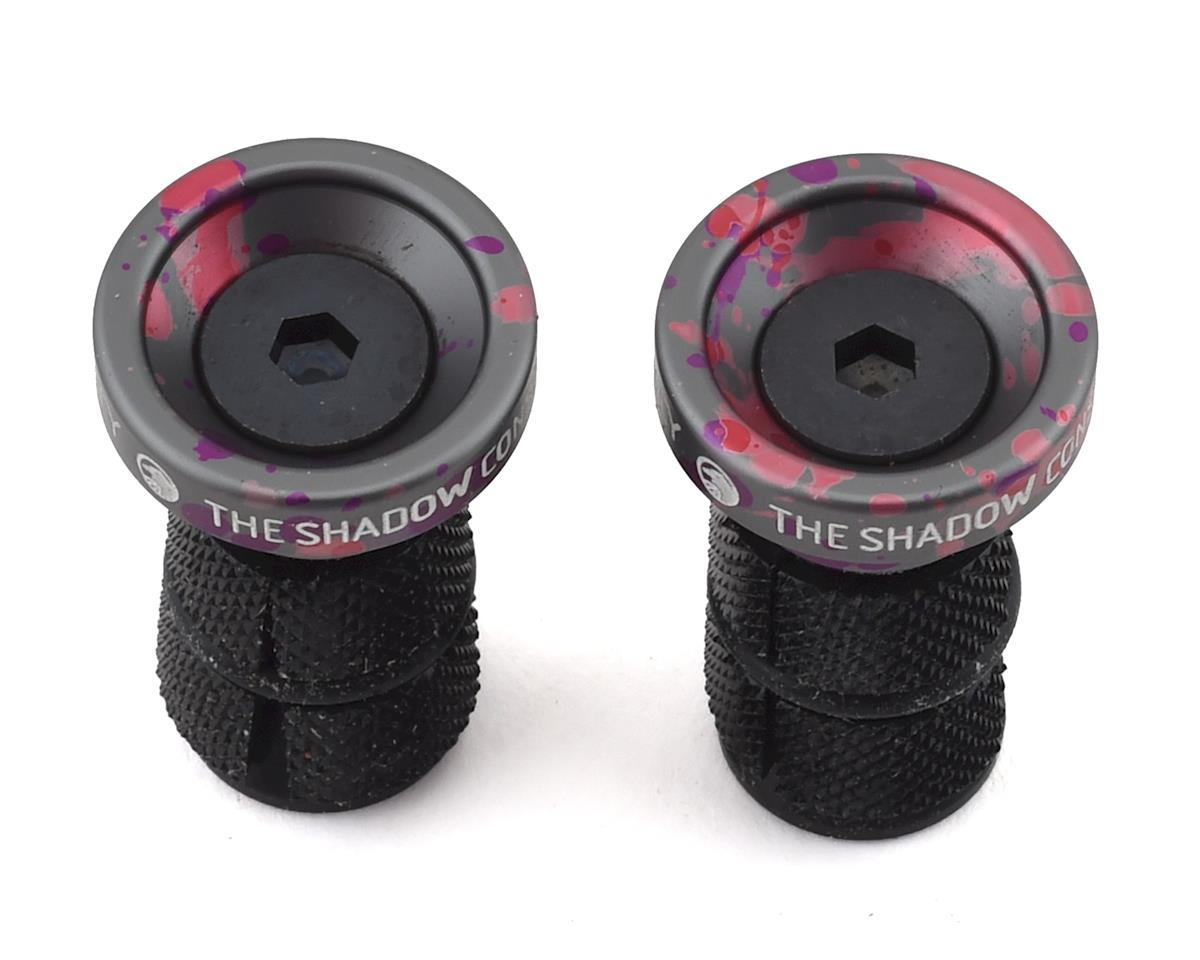 The Shadow Conspiracy Deadbolt Slim Bar Ends (Viral Tie-Dye) (Pair)