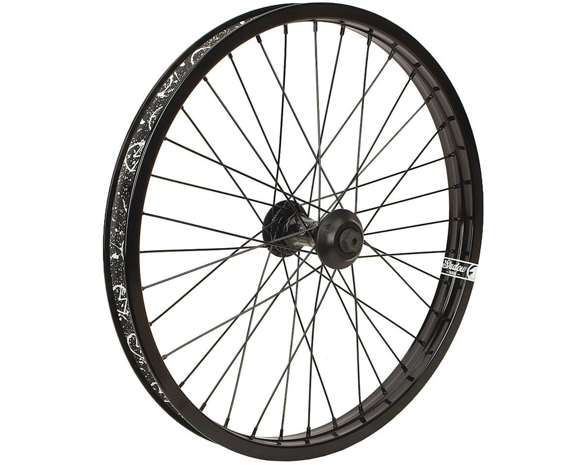 The Shadow Conspiracy Symbol Front Wheel (Black)