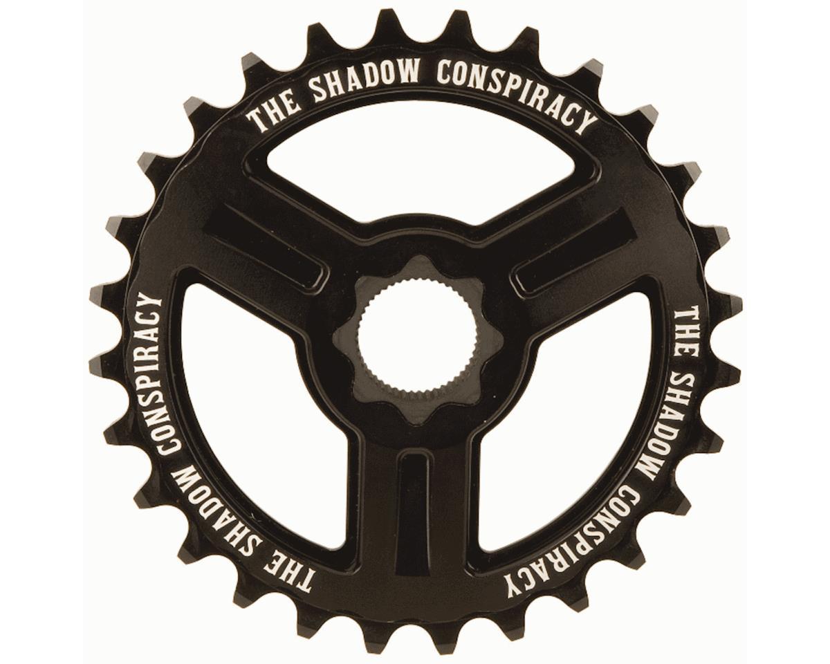 The Shadow Conspiracy Motus Spline Drive Sprocket (Black) (25T)