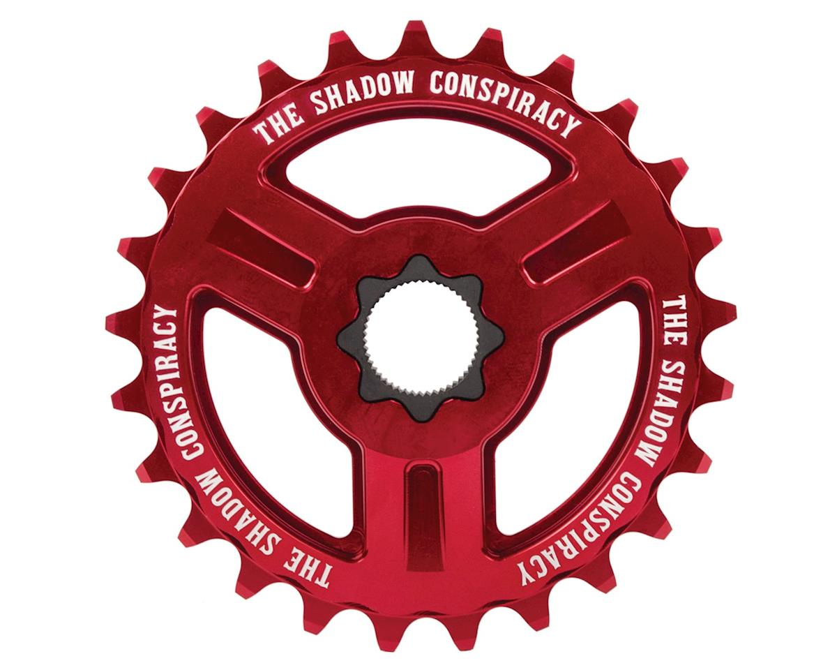 The Shadow Conspiracy Motus Spline Drive Sprocket (Red)